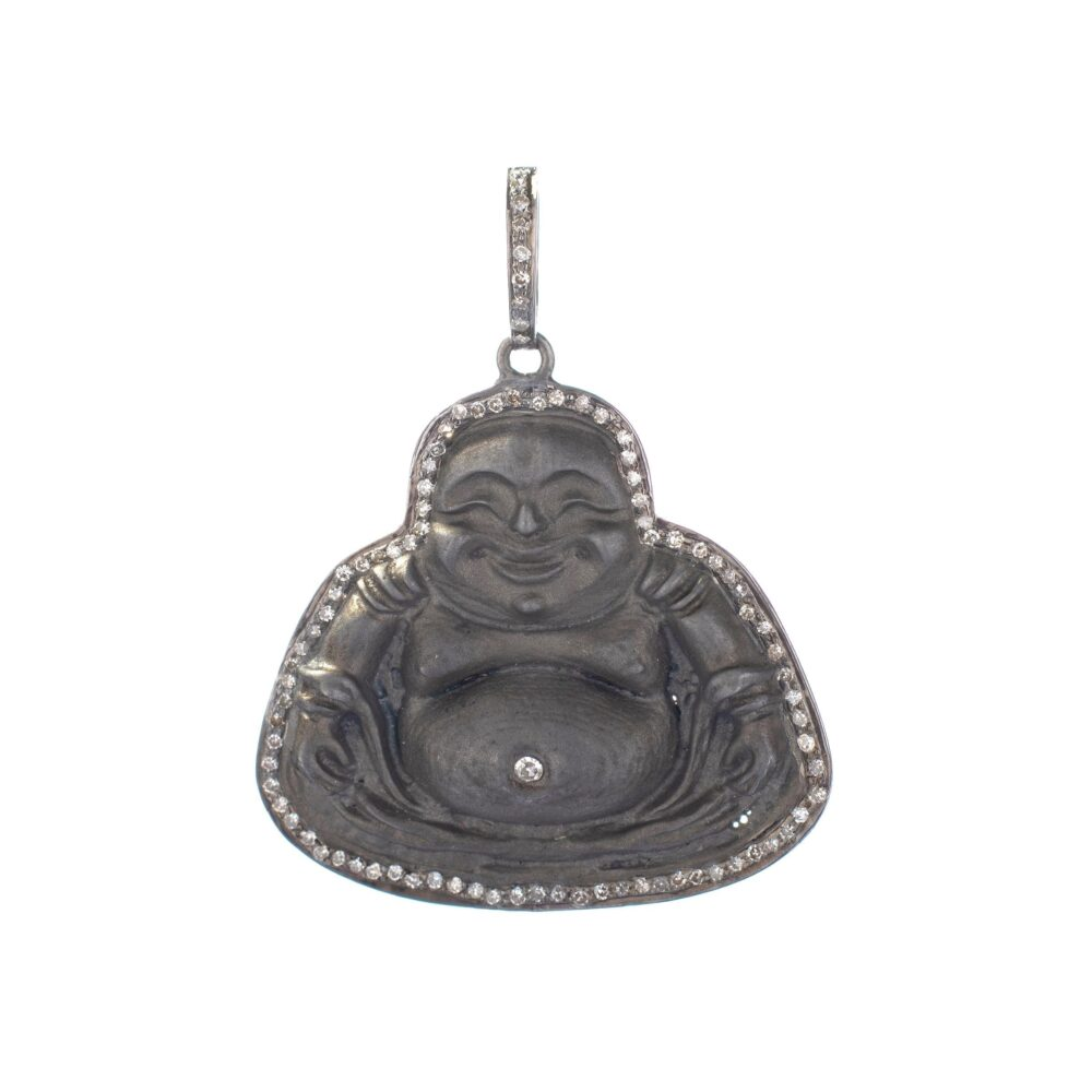 Happy Buddha Pendant