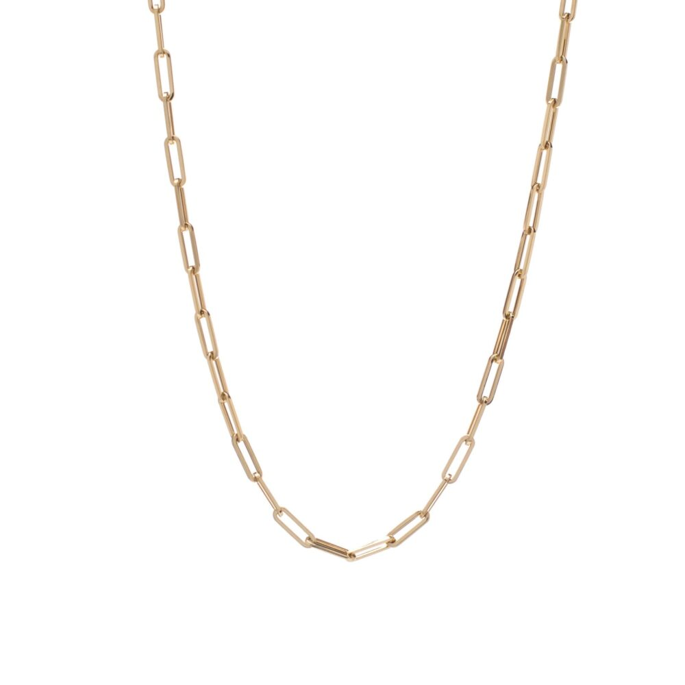 Link Chain 14k Yellow Gold
