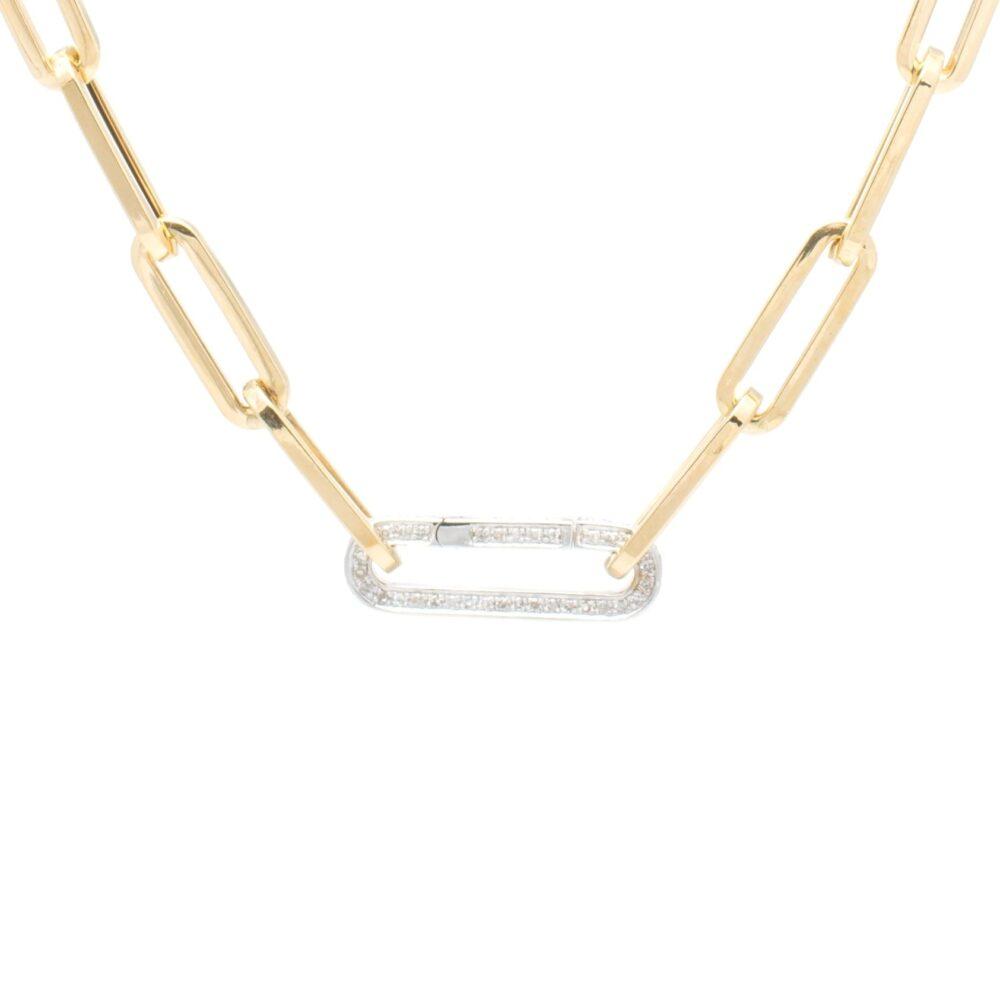 Medium Link Bracelet