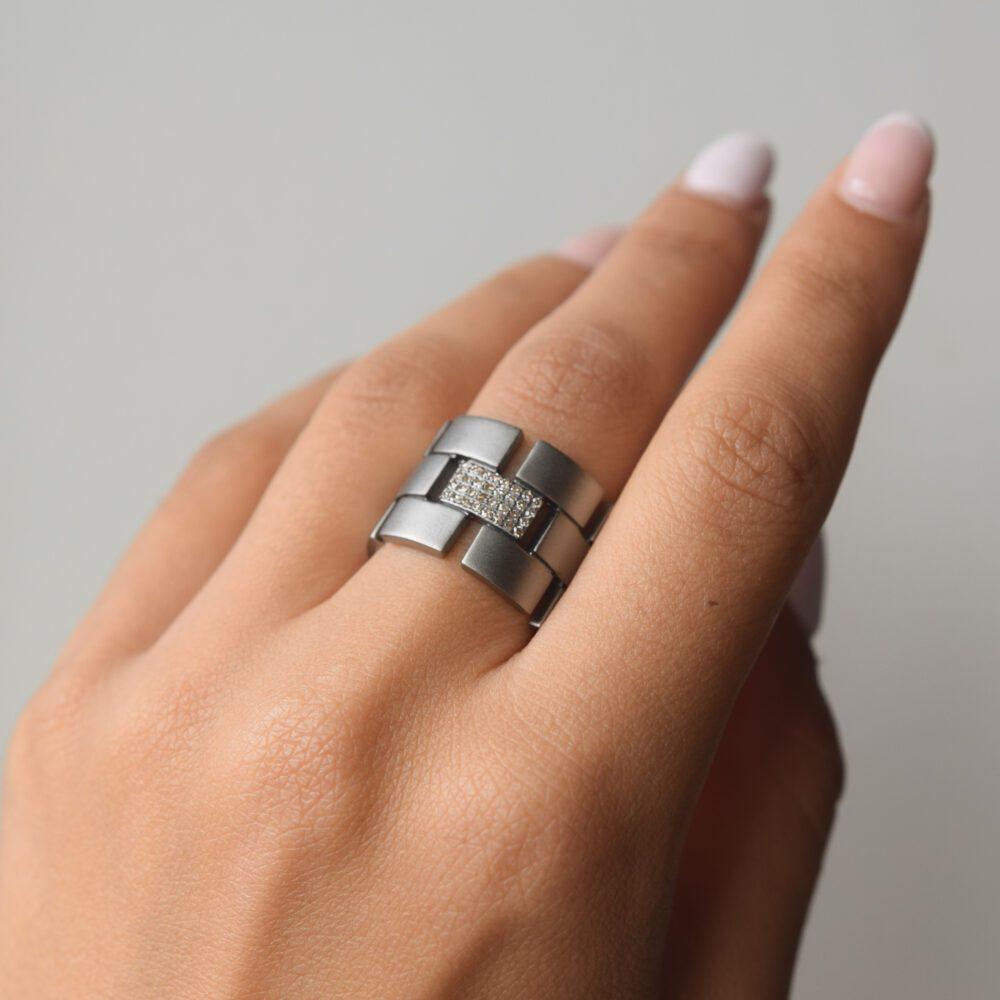 Diamond Link Wide Band